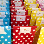 Childrens party paper bags